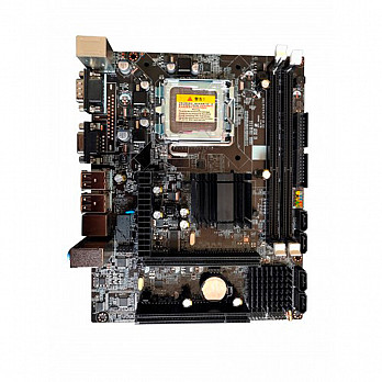 Placa mãe  Bluecase BMBG41-D DDR3 LGA 775P