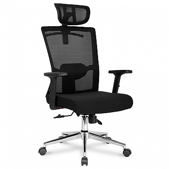 Cadeira DT3 Office Maya Black - 11732-4
