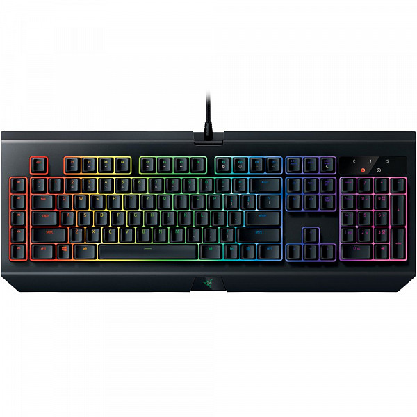 Teclado Mecânico Gamer Razer Blackwidow V2 Chroma Switch Razer Green US