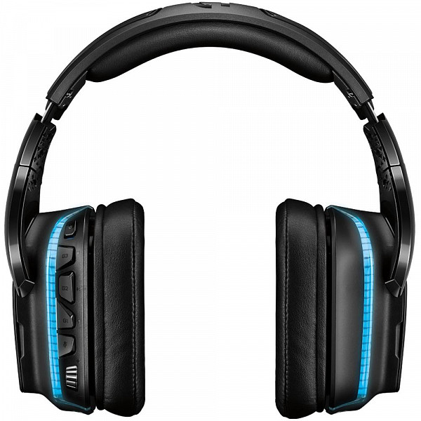 Headset Gamer Logitech G935, Sem Fio, RGB, Som Surround 7.1, Drivers Pro-G de 50mm - 981-000742