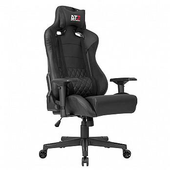 Cadeira DT3sports Ravena Black Suede