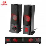 Caixa de som Stereo 2.0 Redragon Orpheus - GS550