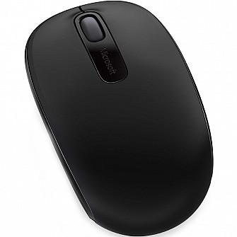 Mouse Optico Microsoft 1850 sem Fio U7Z 00008 Preto