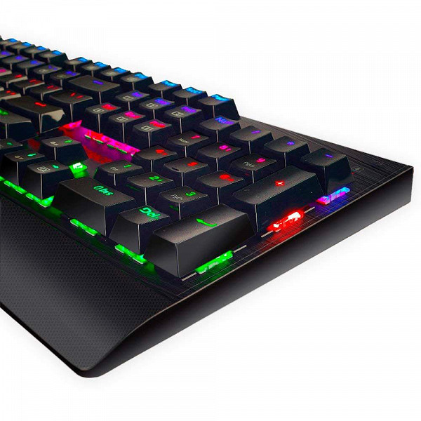 Teclado Mecânico Gamer Redragon Kala, RGB, Switch Outemu Black, PT - K557RGB  (PT-Preto)