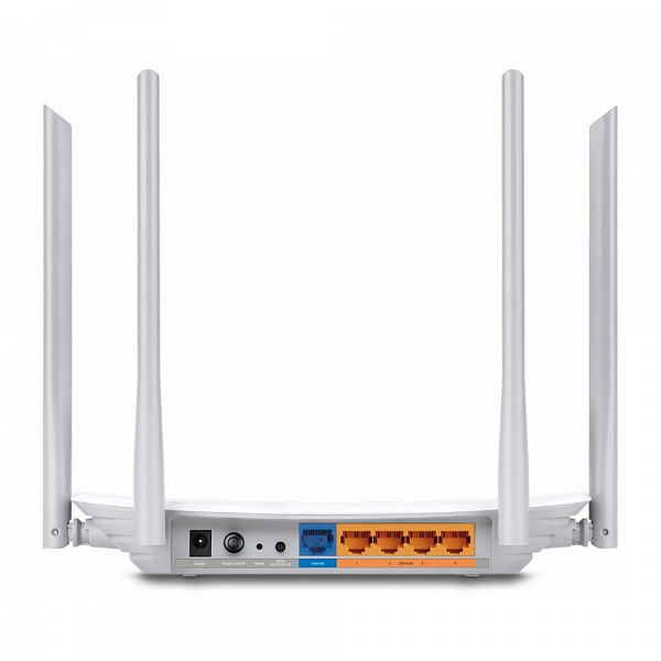 Roteador Wireless Dual Band AC1200 - Archer C50 - FACEBOOK CHECK-IN