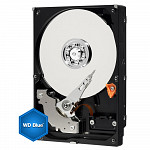 HD WD SATA 3,5´ Blue PC 1TB 7200RPM 64MB Cache SATA 6.0Gb-s - WD10EZEX