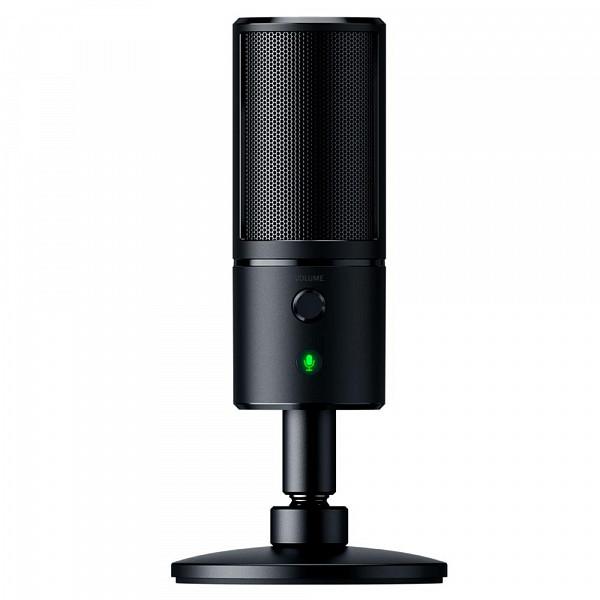 Microfone Razer Seiren X, USB, Black - RZ19-02290100-R3U1
