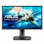 Monitor Gamer ASUS 24´, Full HD, 1ms, 144Hz, DisplayWidget, GamePlus, Trace Free, Free-Sync HDMIDP1.2Dual link DVI-D - MG248QR