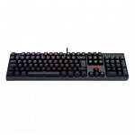 Teclado Gamer Redragon Surara PRO, RGB, Preto, Switch Óptico Vermelho