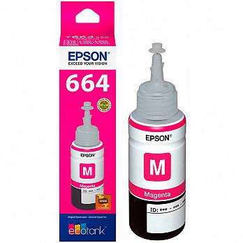 Refil de Tinta Epson Mag. L120 L380 L395 L396 L575 L1300