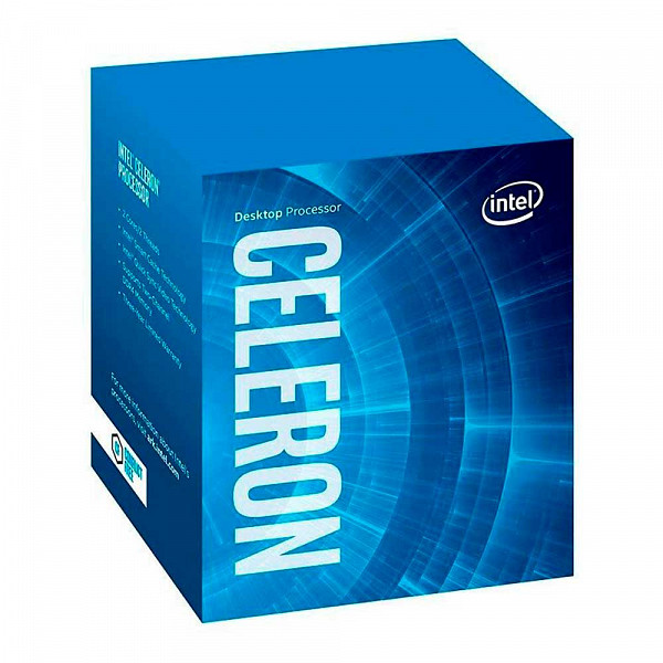 Processador Intel Celeron G5905 3.5 Ghz 4mb cache ddr4 lga 1200 10 geração comet lake - BX80701G5905