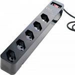 Filtro de linha DPS Iclamper Energia 5 Tomadas com Protetor de Surto