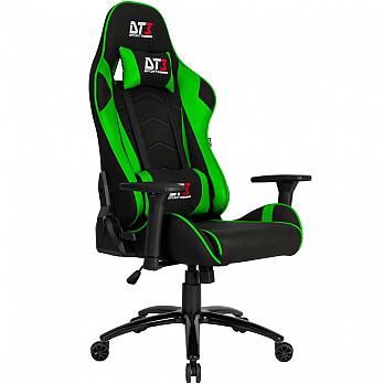 Cadeira Gamer DT3sports Mizano Tecido Green 11359-9
