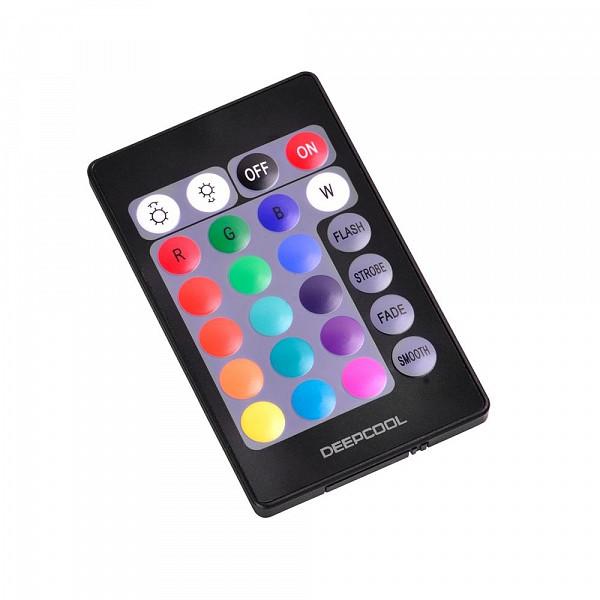 Tira de LED DeepCool RGB, 50 cm - DP-LED-RGB350