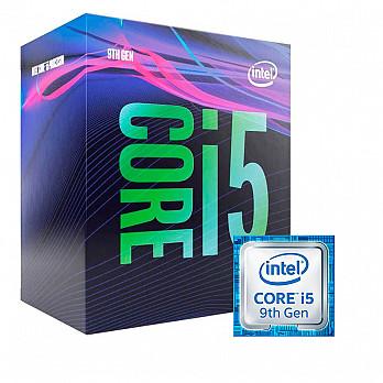Processador Intel Core i5 9400, Cache 9MB, 2.90GHz (4.10GHz Turbo) LGA 1151, Video Integrado - BX80684I59400
