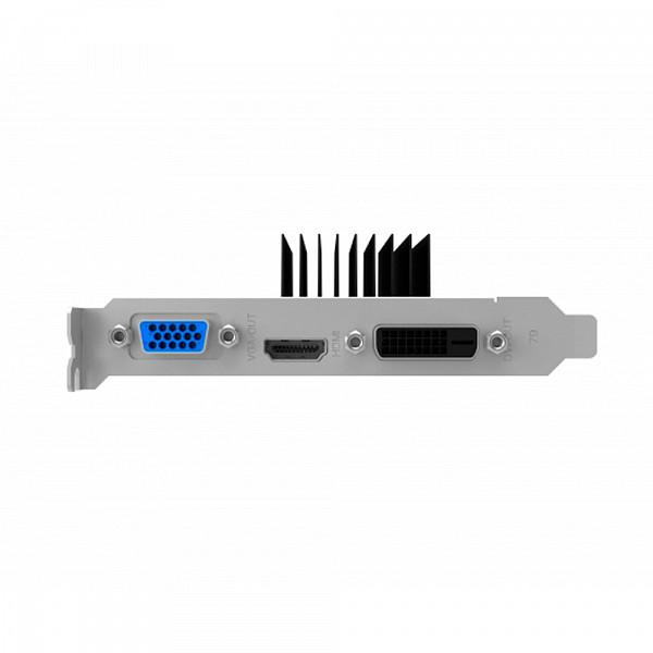Placa de Vídeo Gainward GEFORCE GT 710 2Gb DDR3 64 Bits - NEAT7100HD46-2080H