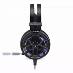 Headset Gamer Motospeed H60, LED Azul, Drivers 50mm - FMSHS0003PTO