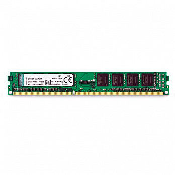 Memória Kingston 4GB 1600Mhz DDR3 CL11 - KVR16N11S84