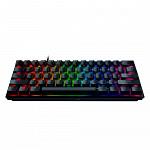Teclado Óptico-Mecânico Gamer Razer Huntsman Mini, Chroma, Razer Switch Red, US - RZ03-03390200-R3M1