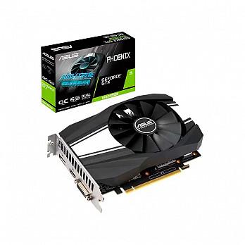 Placa de Vídeo Asus GeForce GTX 1660 Super - 6GB GDDR6 192 bits Phoenix PH-GTX1660S-O6G