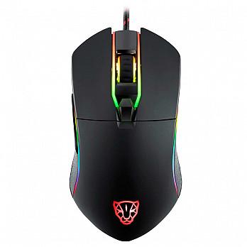 Mouse Gamer Motospeed V30 RGB Com Macro