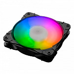 Kit Cooler Fan Redragon com 3 Unidades, RGB, 12cm - GC-F007