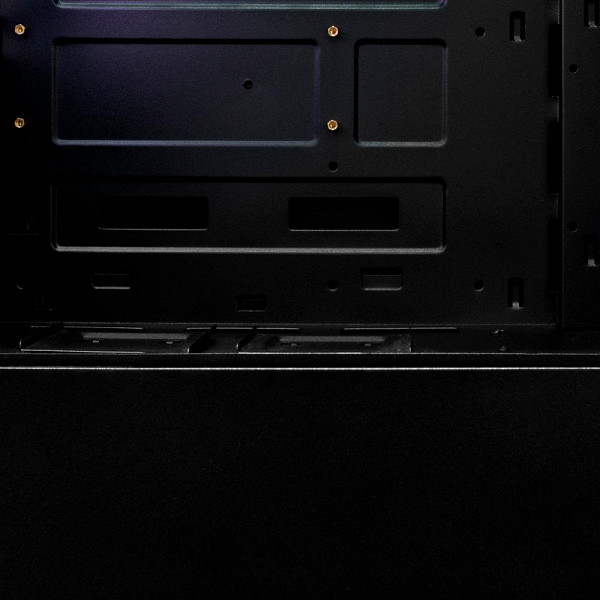Gabinete Gamer T-dagger Cube Preto T-TGC305B Vidro Temperado.