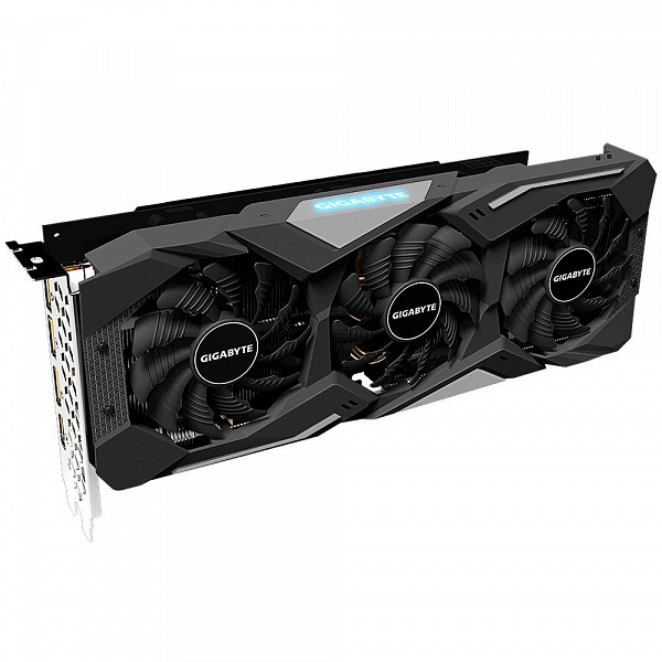 Placa de Vídeo Gigabyte AMD Radeon RX 5600 XT Gaming OC, 6GB, GDDR6 - GV-R56XTGAMING OC-6GD