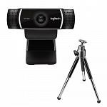 Webcam Logitech C922 Pro Full HD 1080p - 960-001087