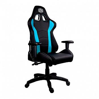 Cadeira Gamer Cooler Master caliber R1 - azul - cmi-gcr1-2019b