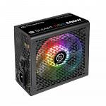 Fonte Thermaltake 500W 80 Plus White RGB Smart PS-SPR-0500NHFAWB-1
