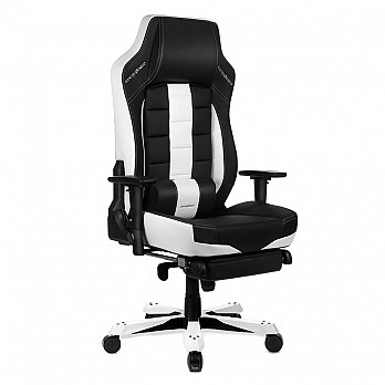 Cadeira DXRacer Classic Footrest CT122-NW