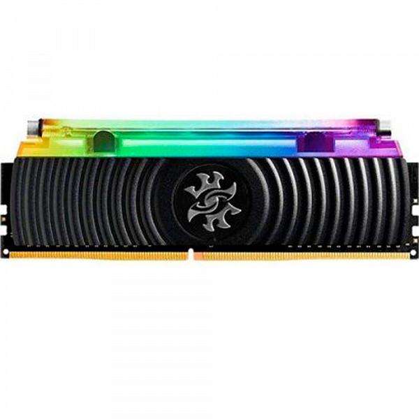 Memória RAM ADATA XPG Spectrix D80 RGB 8GB DDR4 3000MHz Preto - AX4U300038G16A-SB80