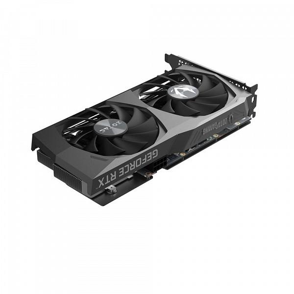 Placa de Vídeo ZOTAC GAMING GeForce RTX 3060 Twin Edge OC, 15 Gbps, 12GB, GDDR6, Ray Tracing - ZT-A30600E-10M - LHR