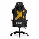 Cadeira Gamer DT3sports Elise Six Siege Black