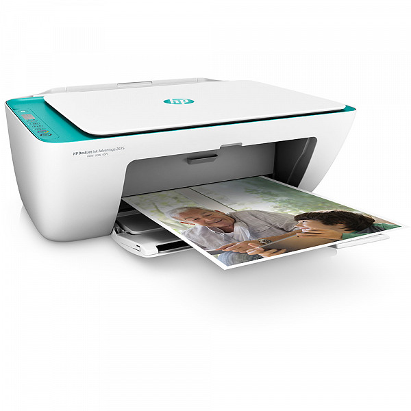 DeskJet Ink Advantage Multifuncional 2676 Y5Z00A HP