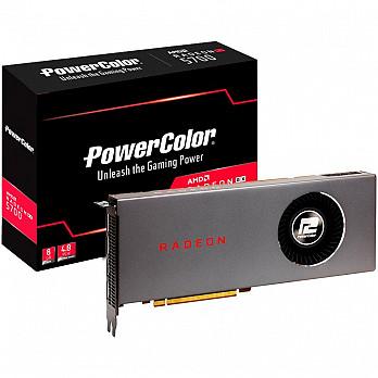 Placa de Vídeo PowerColor AMD Radeon D6 RX5700 8GB, GDDR6 - G00319000G