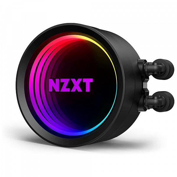 Water Cooler NZXT Kraken X63, 280mm, RGB - RL-KRX63-01