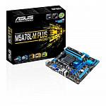 Placa Mãe Asus M5A78L-M Plus/USB3, AMD AM3+, mATX, DDR3
