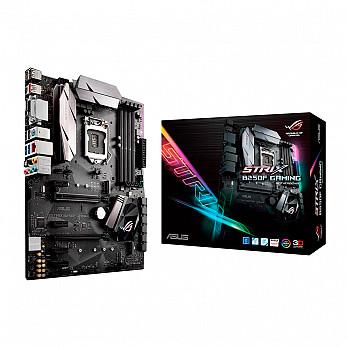 PLACA MÃE ASUS STRIX B250F GAMING LGA1151 USB3.1 90-MB0TA0-M0EAY0