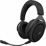 Headset Corsair Hs70 Wireless Gaming 7.1 Surround Carbon -  Ca-9011179-na