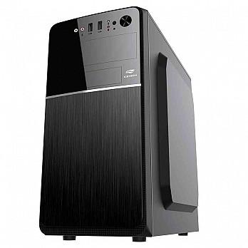 Gabinete C3 Tech com Fonte 200W, Micro-ATX, Preto - MT-24V2BK