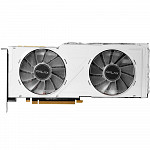 Placa de Vídeo Galax GeForce RTX 2080 Ti White 11GB, GDDR6