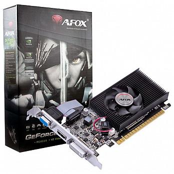 Placa de Vídeo Afox NVIDIA GeForce GT210, 1GB, DDR3 - AF210-1024D3L5-V3