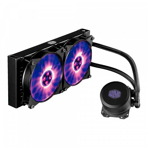 Water Cooler Masterliquid Ml240p Rgb - Mly-d24m-a20pc-r1