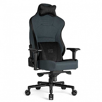 Cadeira Gamer DT3sports Royce Tecido Space Grey 11913-5