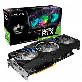 Placa de Video Galax GeForce RTX 2080 Super Work The Frames Edition 8GB GDDR6 256-bit  28ISL6MD49ES