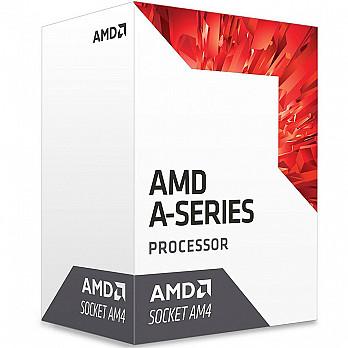 AMD A8 9600 Bristol Ridge, Quad-Core, Cache 2MB, 3.1GHz, AM4 - AD9600AGABBOX