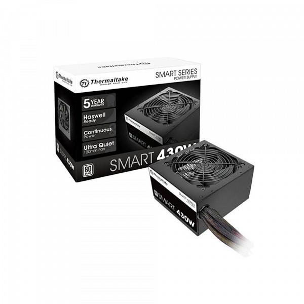Fonte Thermaltake 430W 80 Plus White Smart - PS-SPD-0430NPCWBZ-W