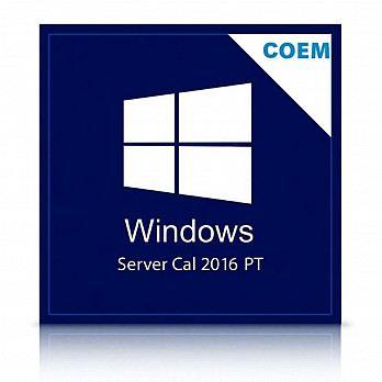 Microsoft Windows Server CAL 2016 COEM - R18-05201